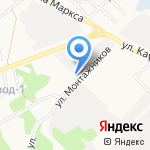 МеталлоКонструкции Сервис на карте Ангарска