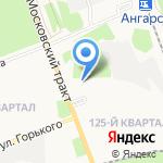 СтройМастер на карте Ангарска