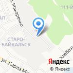 ТФ СПЕЦОДЕЖДА на карте Ангарска