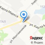 Autolife на карте Ангарска