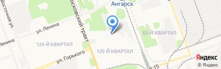 БензоЭлектроМастер на карте Ангарска