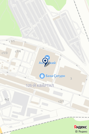 Торговый центр на карте Ангарска