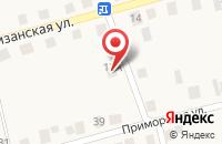 Схема проезда до компании Сфера-Стк в Дзержинском