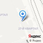А 38 на карте Ангарска