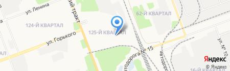 Sale roof на карте Ангарска