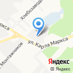 SHANTUI на карте Ангарска