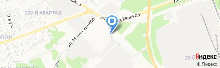 Диалог-авто+ на карте Ангарска