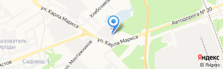 VINS Style на карте Ангарска