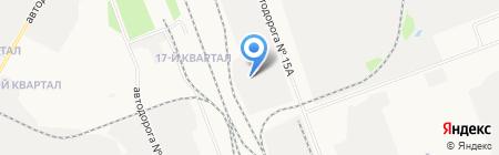 БайкалЭлектроЩит на карте Ангарска