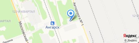 Натур-Продукт на карте Ангарска