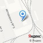 Комплектстрой на карте Ангарска