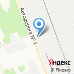 Лада-Сервис плюс на карте Ангарска