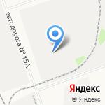 Ангара-Реактив на карте Ангарска