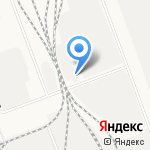 В-Сибпромтранс на карте Ангарска