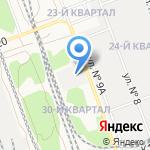 СпецСибБетон на карте Ангарска
