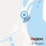 Ангарский завод полимеров на карте Ангарска
