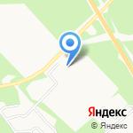 Ангарская воспитательная колония на карте Ангарска