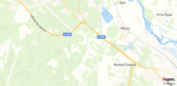 Стеклянка на карте