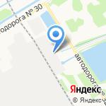 ФАН-ФАН на карте Ангарска