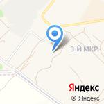 ИркАЗа на карте Шелехова