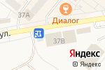 Схема проезда до компании Мастер+ в Шелехове