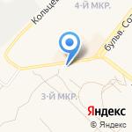 Магазин одежды на карте Шелехова