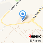 Супермаркет на карте Шелехова