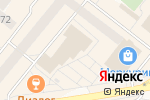 Схема проезда до компании Мир наливной парфюмерии в Шелехове
