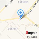 Магазин автозапчастей для иномарок на карте Шелехова