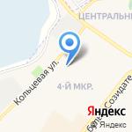 ЗАГС Шелеховского района и г. Шелехова на карте Шелехова