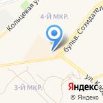 Магазин автоаксессуаров на карте Шелехова