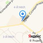 ПирожокЪ на карте Шелехова