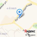 Ателье-магазин головных уборов на карте Шелехова