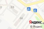 Схема проезда до компании Иркутские Единоборцы в Шелехове