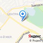 УК Центральная на карте Шелехова