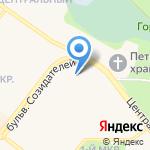 Магазин детской одежды на карте Шелехова
