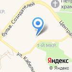 Почтовое отделение №5 на карте Шелехова