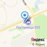 БиКар на карте Шелехова