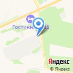 Мастерская по ремонту стоек на карте Шелехова