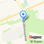 Браво на карте Шелехова