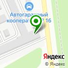 Местоположение компании Pobeda_parts