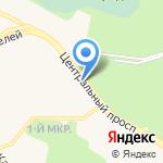 Basket на карте Шелехова