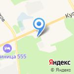 Альвит на карте Шелехова