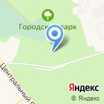 Металлург на карте Шелехова