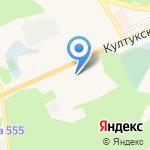 ТЛК-Трак на карте Шелехова