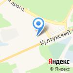 BABY STAR на карте Шелехова