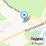 Такси Регион на карте Шелехова