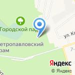Реабилитационный центр для детей и подростков с ограниченными возможностями на карте Шелехова