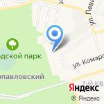 Любимый на карте Шелехова