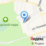 Спасатели на карте Шелехова
